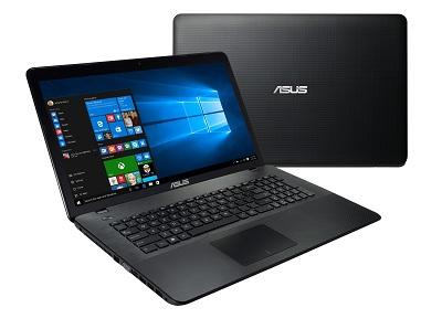 "ASUS X751SV-TY010T N3710/8G/1T 5400ot./DVD-RW/GT920MX 2G/17,3"" HD+/W10/Black"