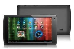 "PRESTIGIO MultiPad PMP3270B (Prime), 7""m-touch, 1GHz, 800*480, Android 4, 4GB, MicroSD slot, Wi-Fi, webcam, BAZAR"