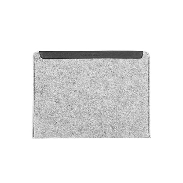 Modecom obal FELT na notebooky velikosti 15'' - 15,6'', šedý