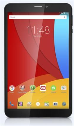 "PRESTIGIO MultiPad Wize 3508 4G,8"",1.3GHz QC,1GB RAM,1280*800 IPS, Android5.1,16GB flash,MicroSD,Wi-Fi,BT,GPS,LTE,černý"