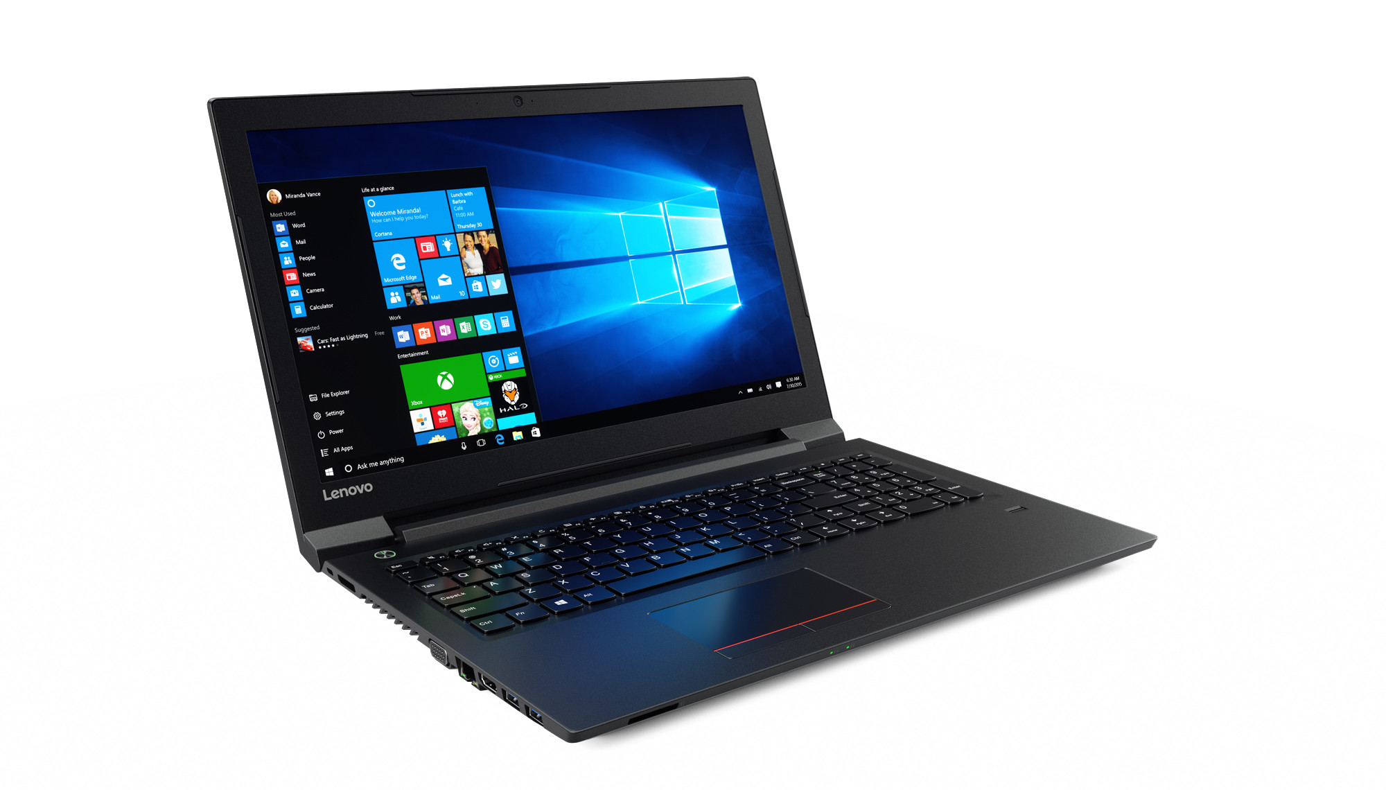 "Lenovo V310-15ISK i5-6200U/6GB/1TB HDD- 5400/DVD-RW/Radeon2GB/15,6""FHD matný/Win10"