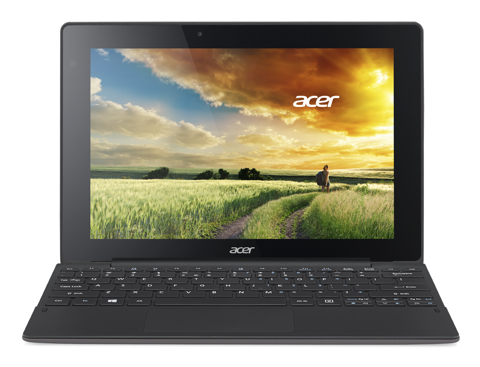 "Acer Aspire Switch 10E (SW3-013-1497) Intel Z3735F/10"" 1200x800 WXGA IPS touch/2GB/32GB+500GB/BT/W10 Grey"