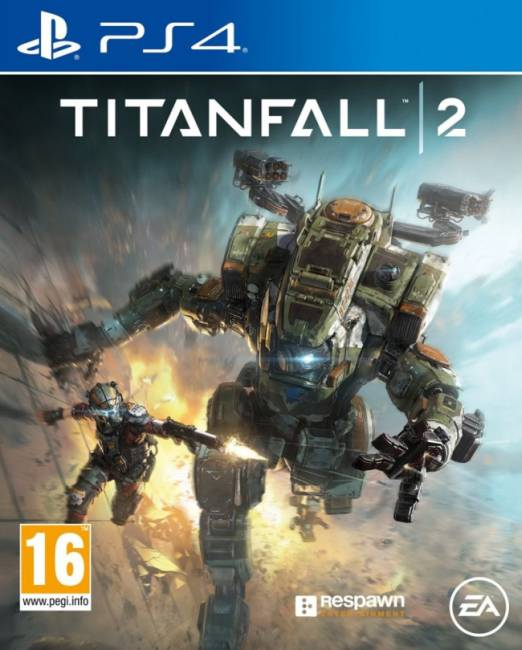 Electronic Arts PS4 hra Titanfall 2