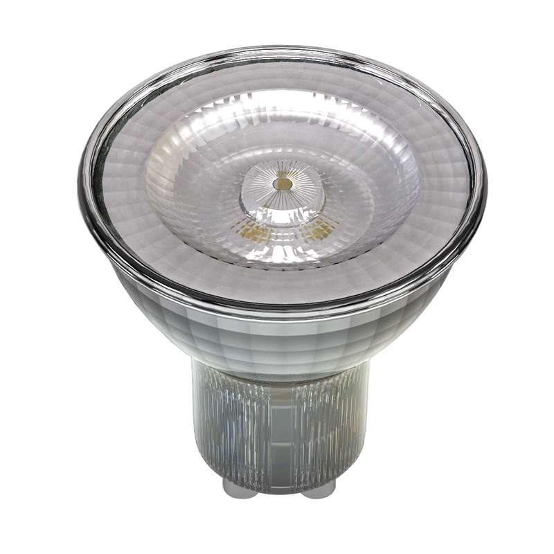 Emos LED žárovka MR16, 4W/50W GU10, WW teplá bílá, 420 lm, Premium A++