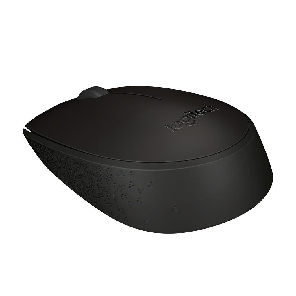 Logitech OEM B170 bezdrátová počítačová myš 2,4GHz, černá