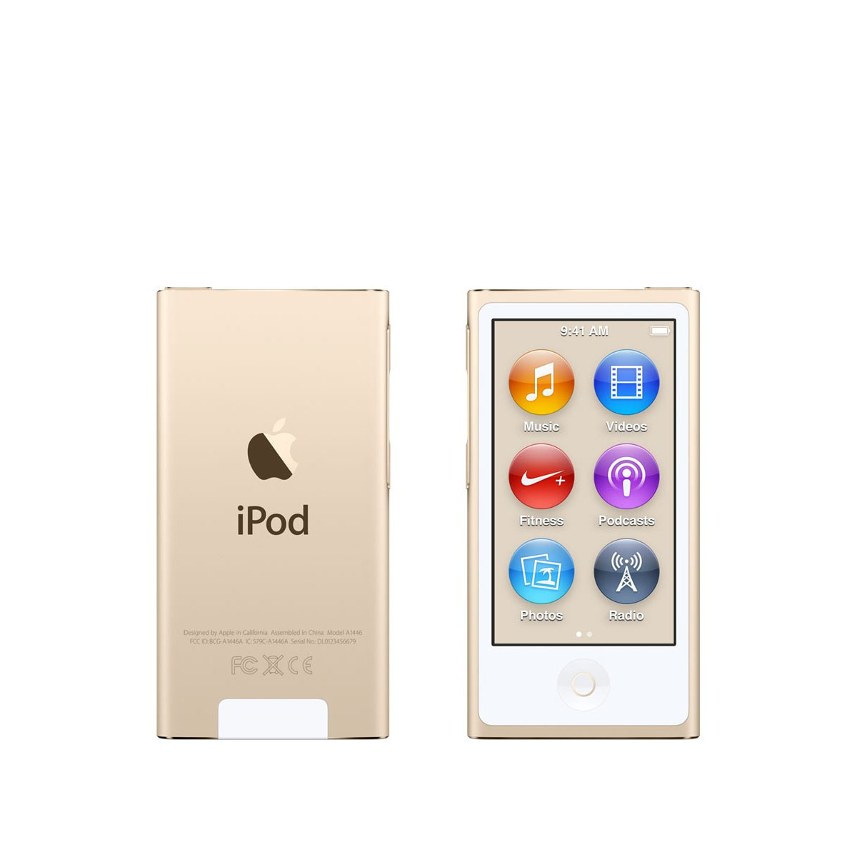 iPod nano 16GB - Gold