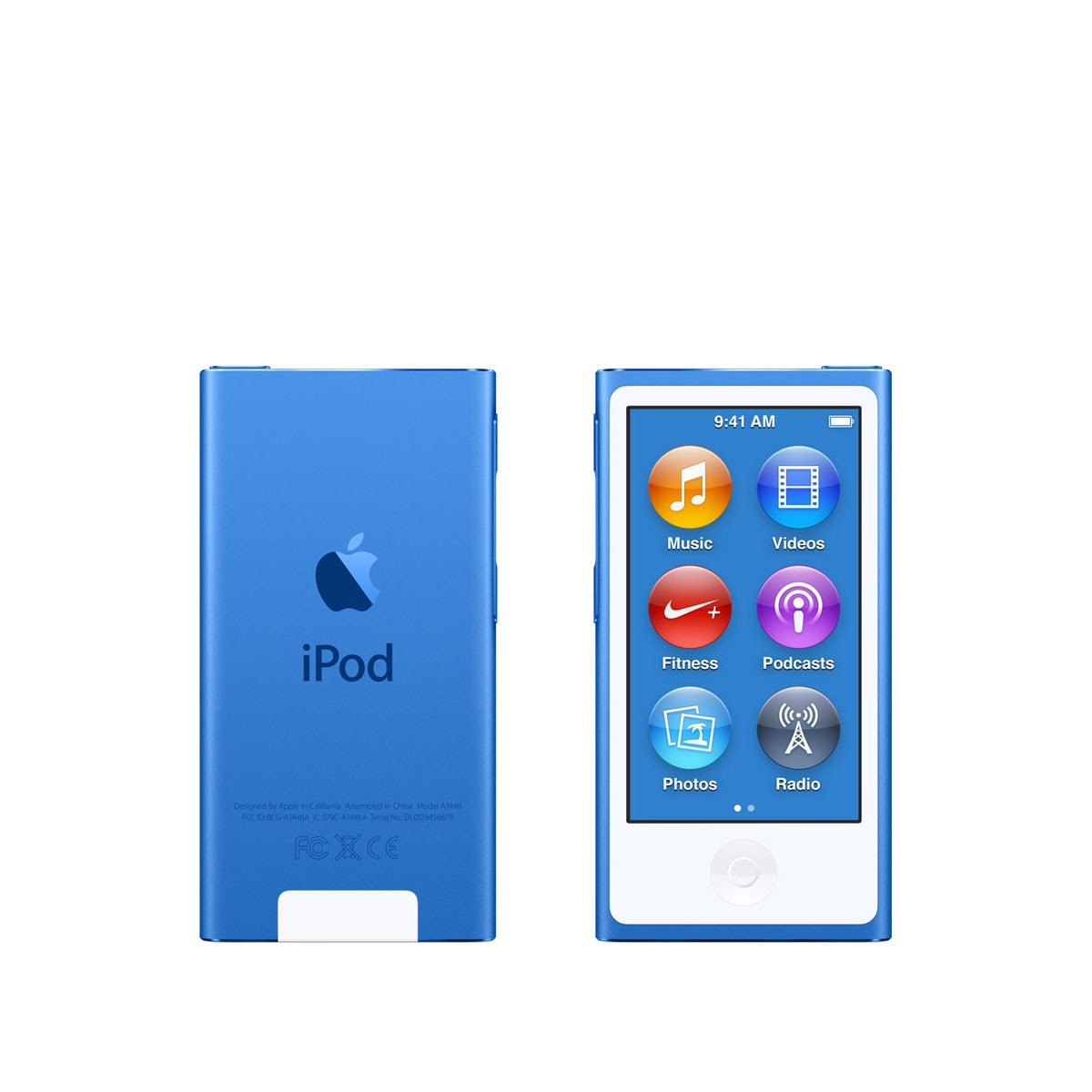 iPod nano 16GB - Blue