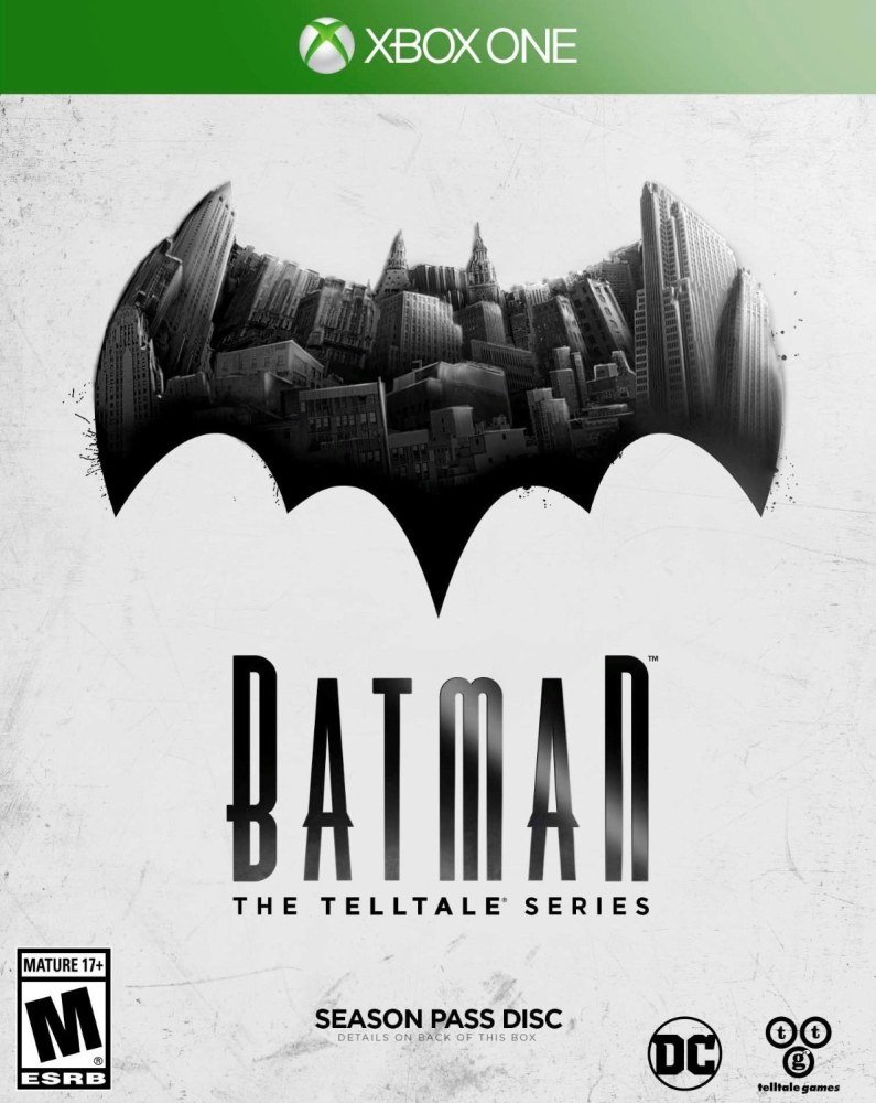 XOne - Telltale - Batman Game