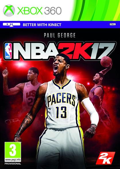 X360 - NBA 2K17