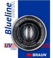 Braun filtr UV BlueLine 52 mm