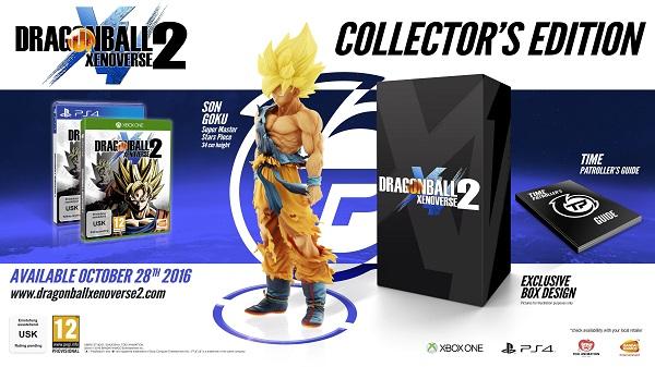 XOne - ESP: Dragon Ball Xenoverse 2 Collectors Edition