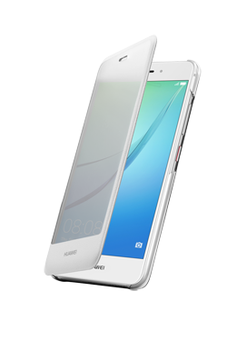 Huawei flipové pouzdro pro Nova 2016, White
