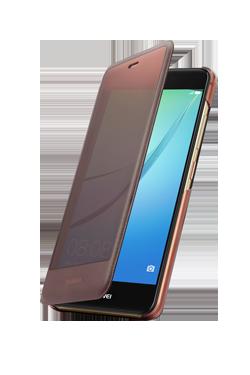 Huawei flipové pouzdro pro Nova 2016, Brown