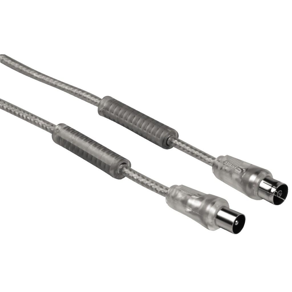 Hama anténní kabel 90dB, feritové filtry, 10m