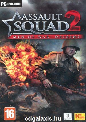 PC - ASSAULT SQUAD 2: MEN OF WAR ORIGINS
