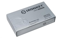 Kingston 4GB IronKey D300 Managed Encrypted USB 3.0 FIPS Level 3