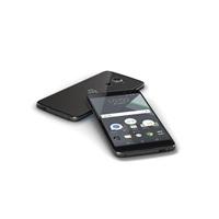BlackBerry DTEK60 (Argon), Earth Silver