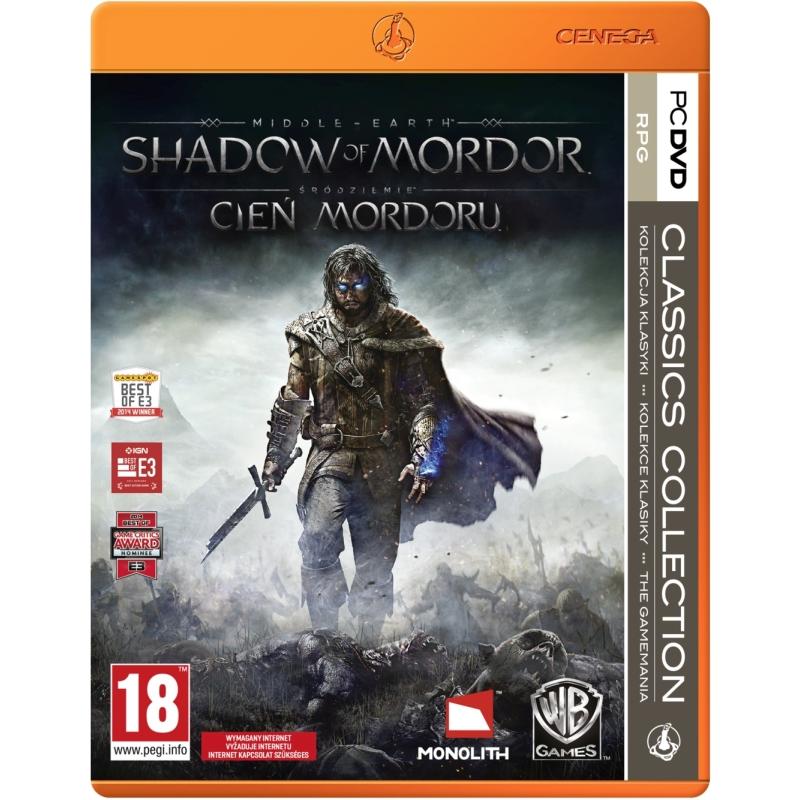 PC - CC: Middle-earth: Shadow of Mordor
