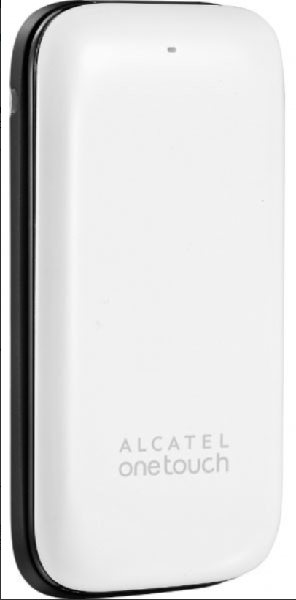 ALCATEL ONETOUCH 1035D, Dual SIM, Pure White
