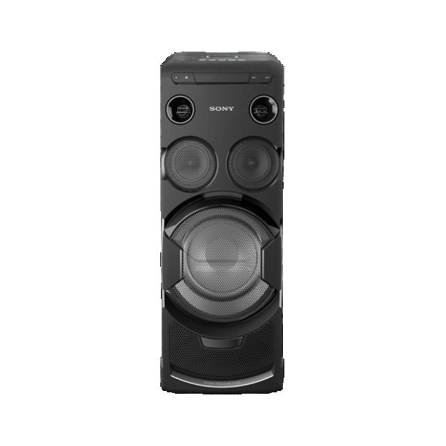 SONY MHC-V77DW Výkonný domácí audiosystém s technologií Bluetooth® a Wi-Fi®