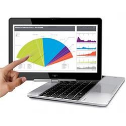 HP EliteBook Revolve 810 G3, i7-5600U, 11.6 HD Touch, 8GB, 256GB SSD, ac, BT, LTE, LL batt, W10Pro