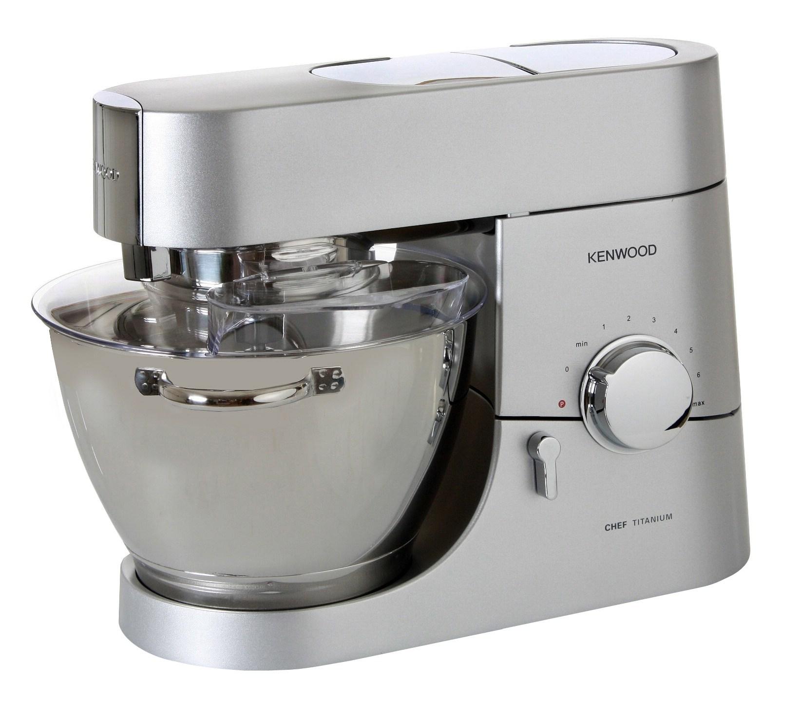 Kuchyňský robot Kenwood Chef Titanium KMC050