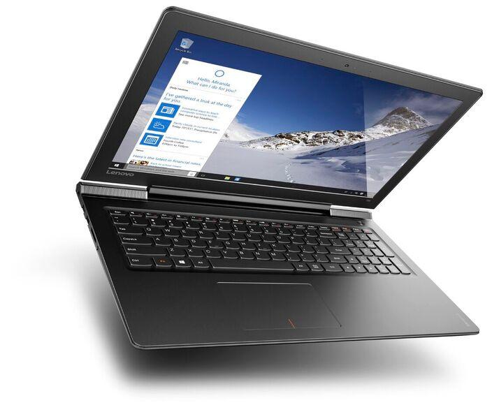 """Lenovo IdeaPad 700-15ISK i7-6700HQ 3,50GHz/8GB/1TB/15,6"""" FHD/IPS/AG/GeForce 4GB/WIN10 černá 80RU00KBCK"""