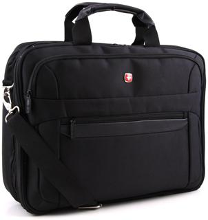 Laptop bag Wenger triple compartment 17''