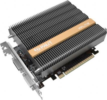 Palit GeForce GTX 750Ti KalmX 2GB, mHDMI + Dual-link DVI-D + Dual-link DVI-I
