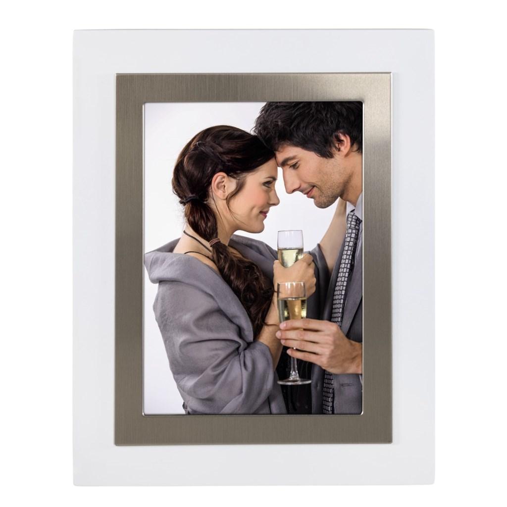 Hama portrétový rámeček Valdez 10x15 cm, titanový
