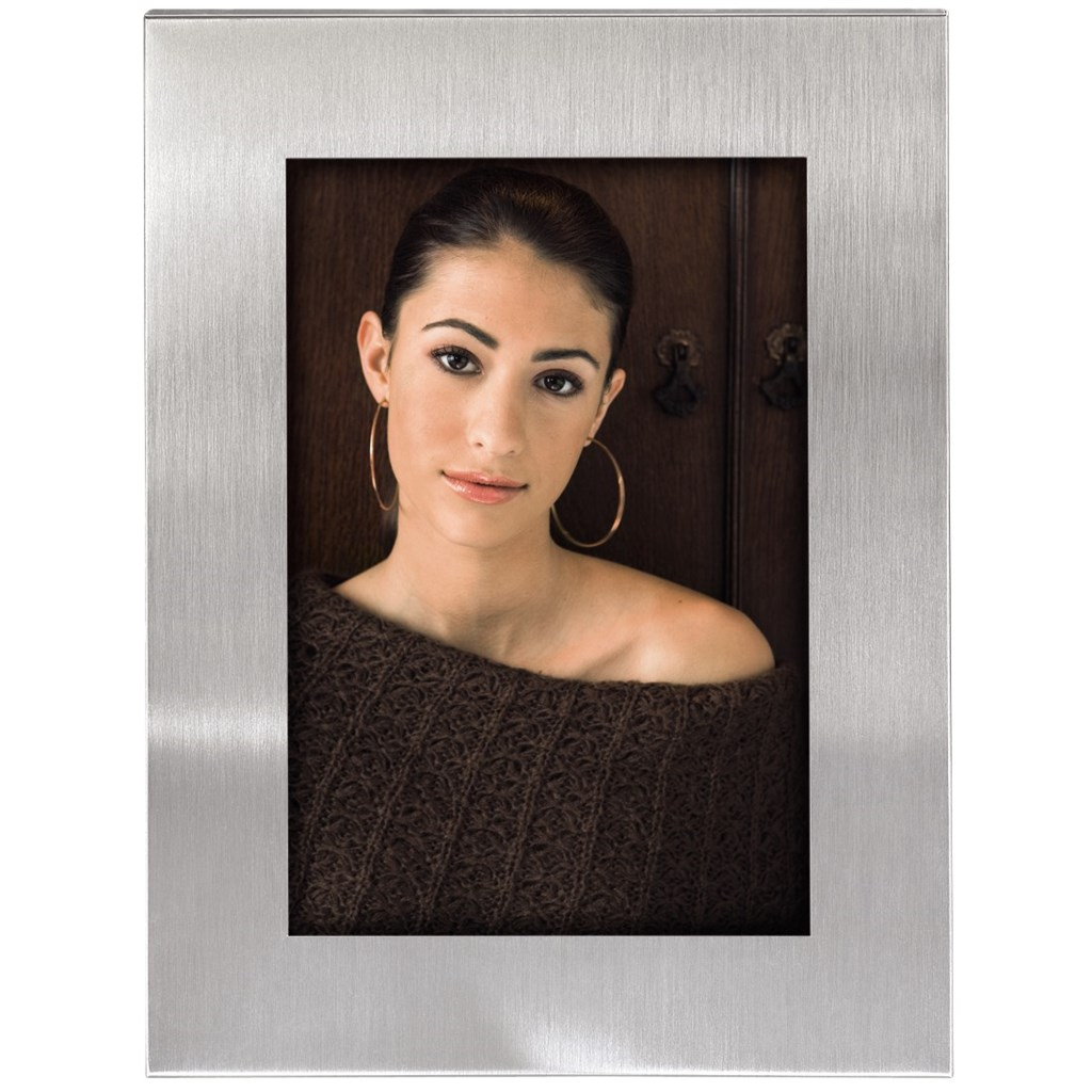 Hama rámeček Cardiff, 10x15 cm, stříbrný