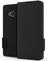 Mozo flipový kryt pro Lumia 550, Black