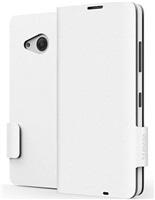 Mozo flipový kryt pro Lumia 550, White