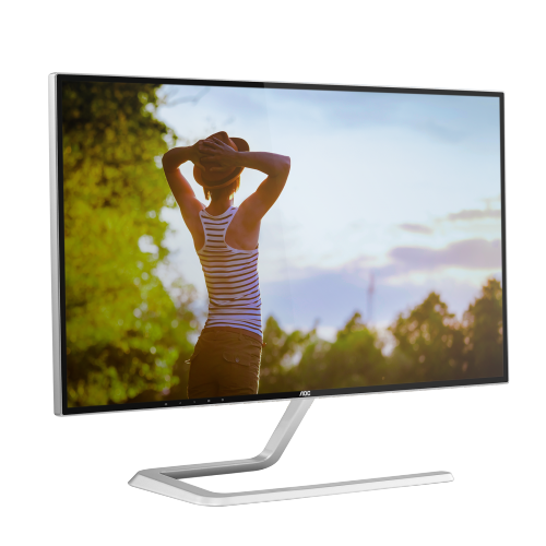 AOC LCD Q2781PQ 27'', LED, IPS,4ms,D-sub,2xHDMI,DP,2560x1440