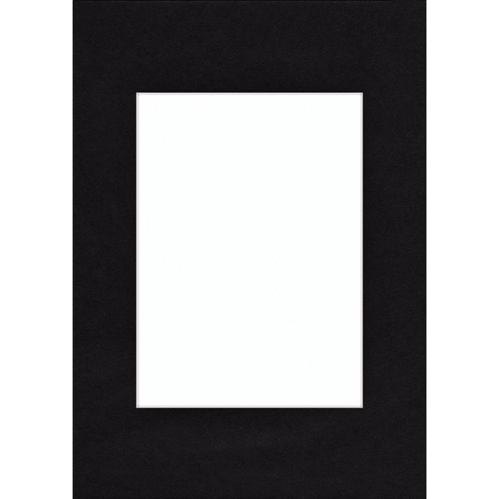 Hama pasparta černá, 15 x 20 cm