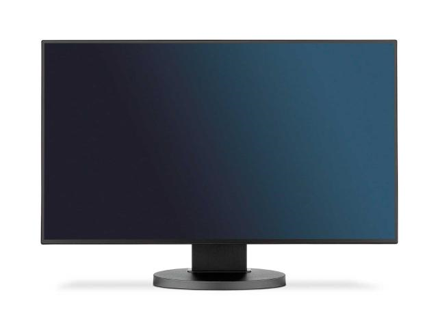 "NEC 24"" EX241UN - 1920x1080, IPS, W-LED, 250cd, DVI, DP, DP-out, HDMI, černý"