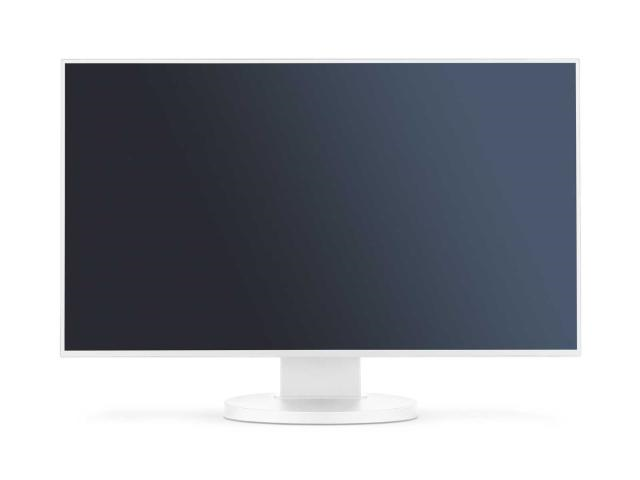 "NEC 24"" EX241UN - 1920x1080, IPS, W-LED, 250cd, DVI, DP, DP-out, HDMI, bílý"