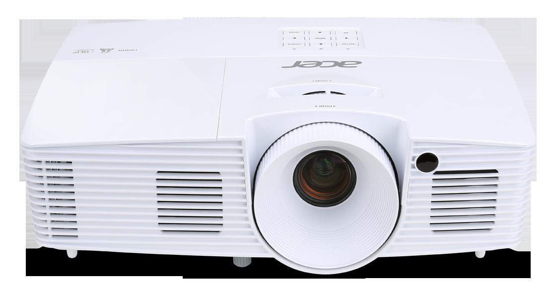 Acer X125H DLP/3D/1024x768 XGA/3300 lm/20000:1/VGA/HDMI/Zoom/2,5 kg