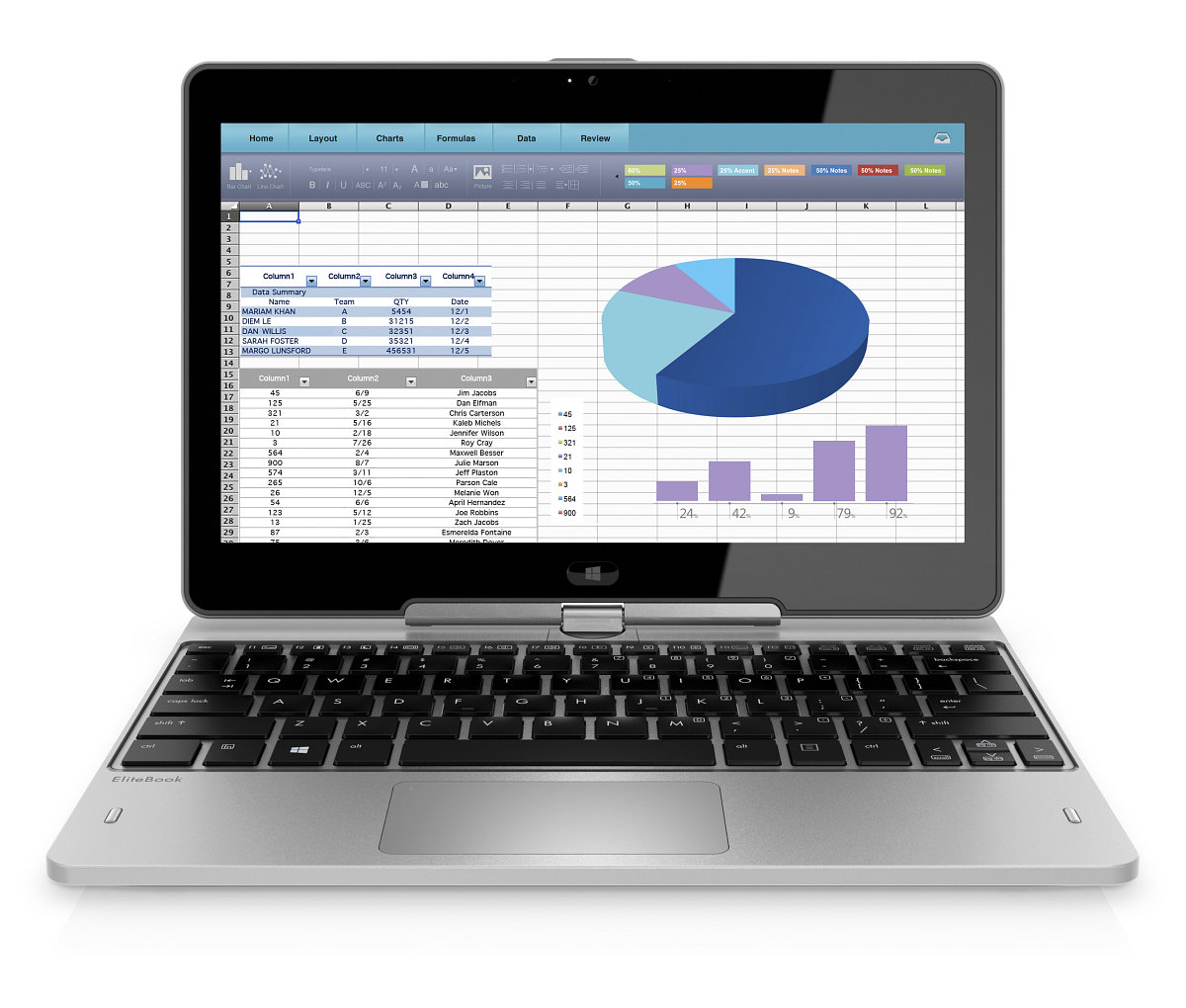 HP Revolve 810 G3 11,6 Touchi7-6500U/8GB/256SSD/DP/RJ45/WIFI/BT/3Rservis/W10P
