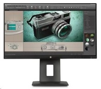 "Bazar - HP LCD Z23n Monitor 23"" wide (1920x1080), AH-IPS, 16:9, 250nits, 7ms, 1000:1, VGA, DisplayPort, HDMI, 2xUSB"