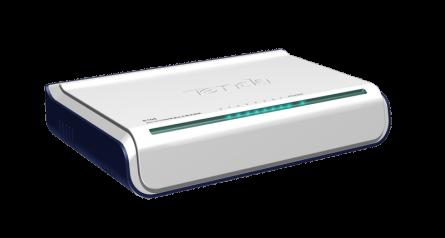 Tenda S108 8-Port 10/100Mbps Fast Ethernet Switch (plast)