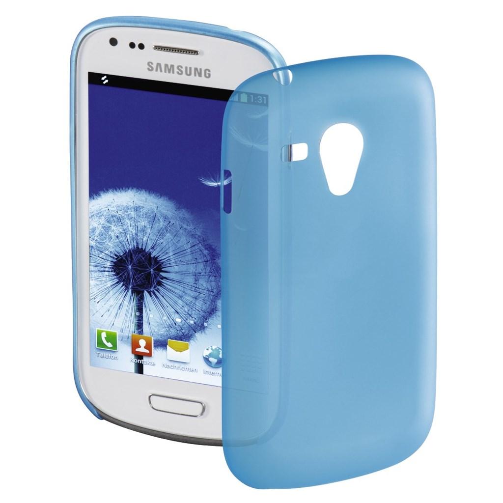 Hama kryt Ultra Slim pro Samsung Galaxy S III mini, modrý