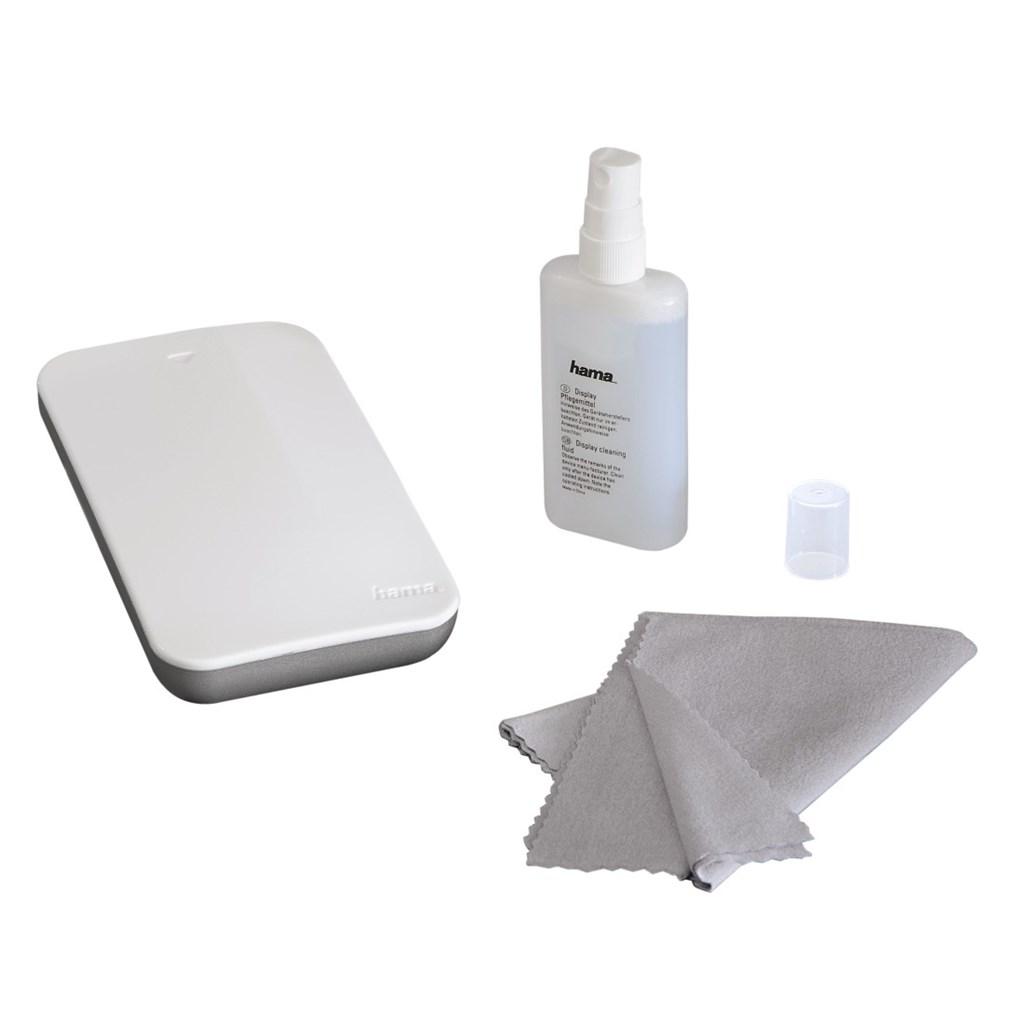 Hama čistící set pro displeje - proti otiskům prstů