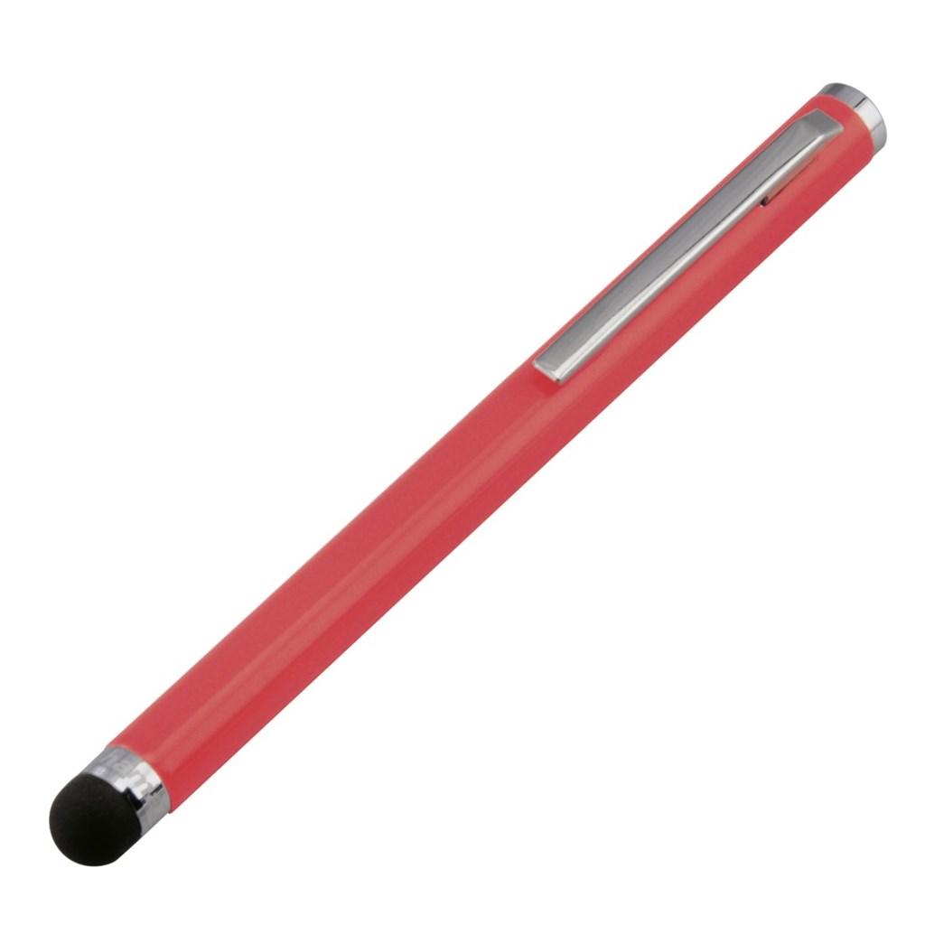 Hama zadávací pero Stylus Easy pro dotykové displeje, růžová