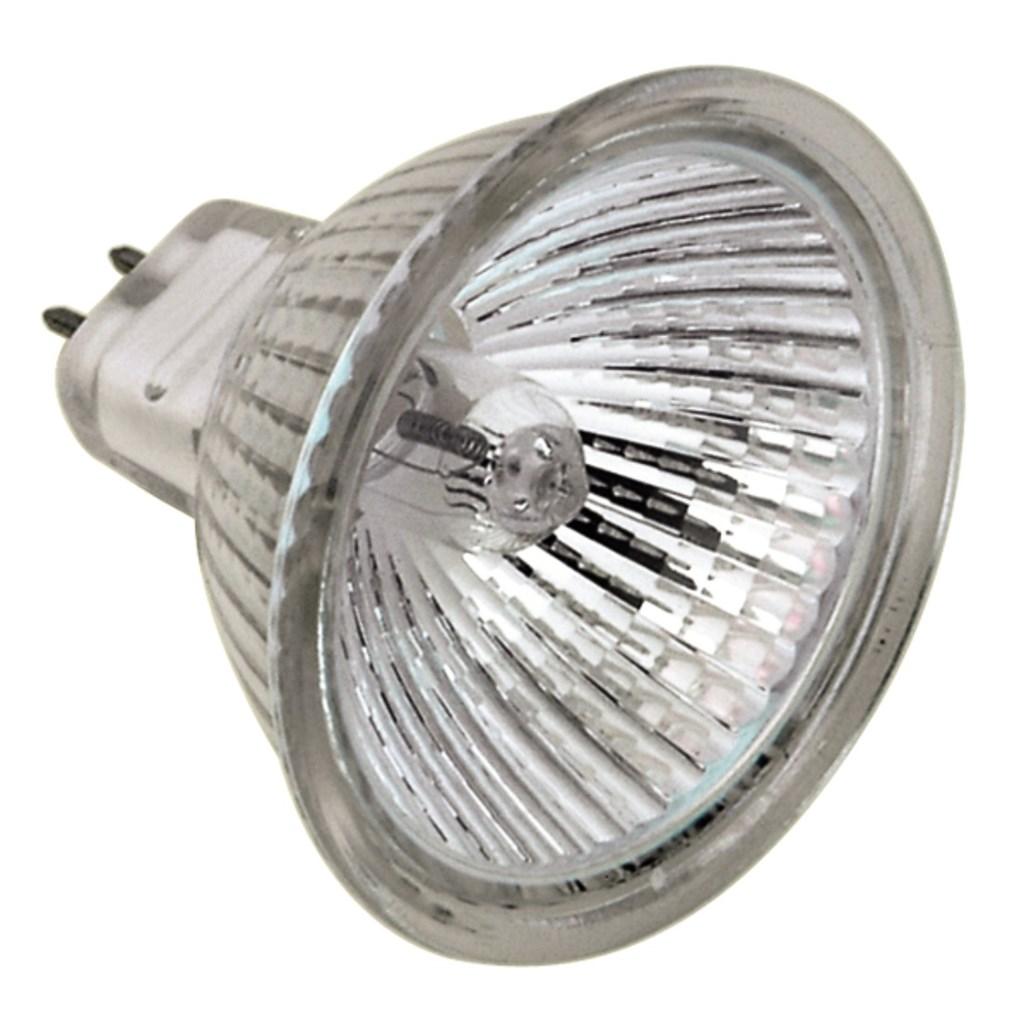 Xavax halogenová reflektorová žárovka, 12 V, 28 W (=39 W), GU5,3, MR16, teplá bílá