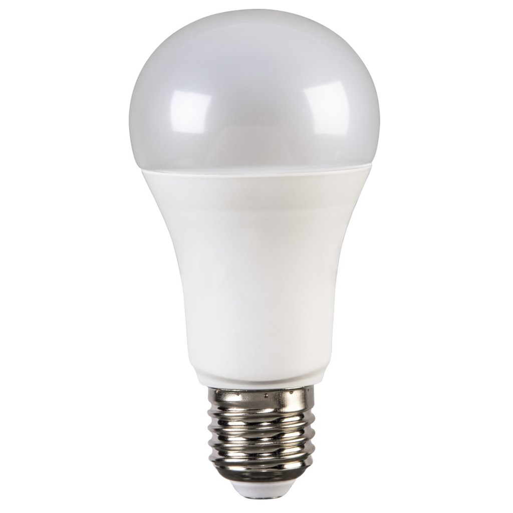 Xavax High Line LED Bulb, 12.5W, bulb shape, E27, warm white