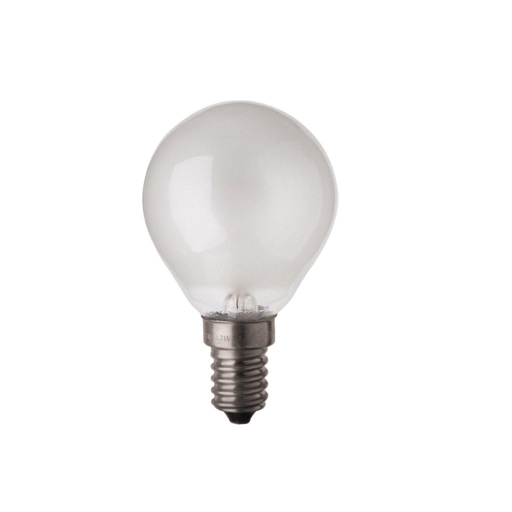 Xavax žárovka žáruvzdorná do 300°, E14, 40 W, kapkovitá, matná