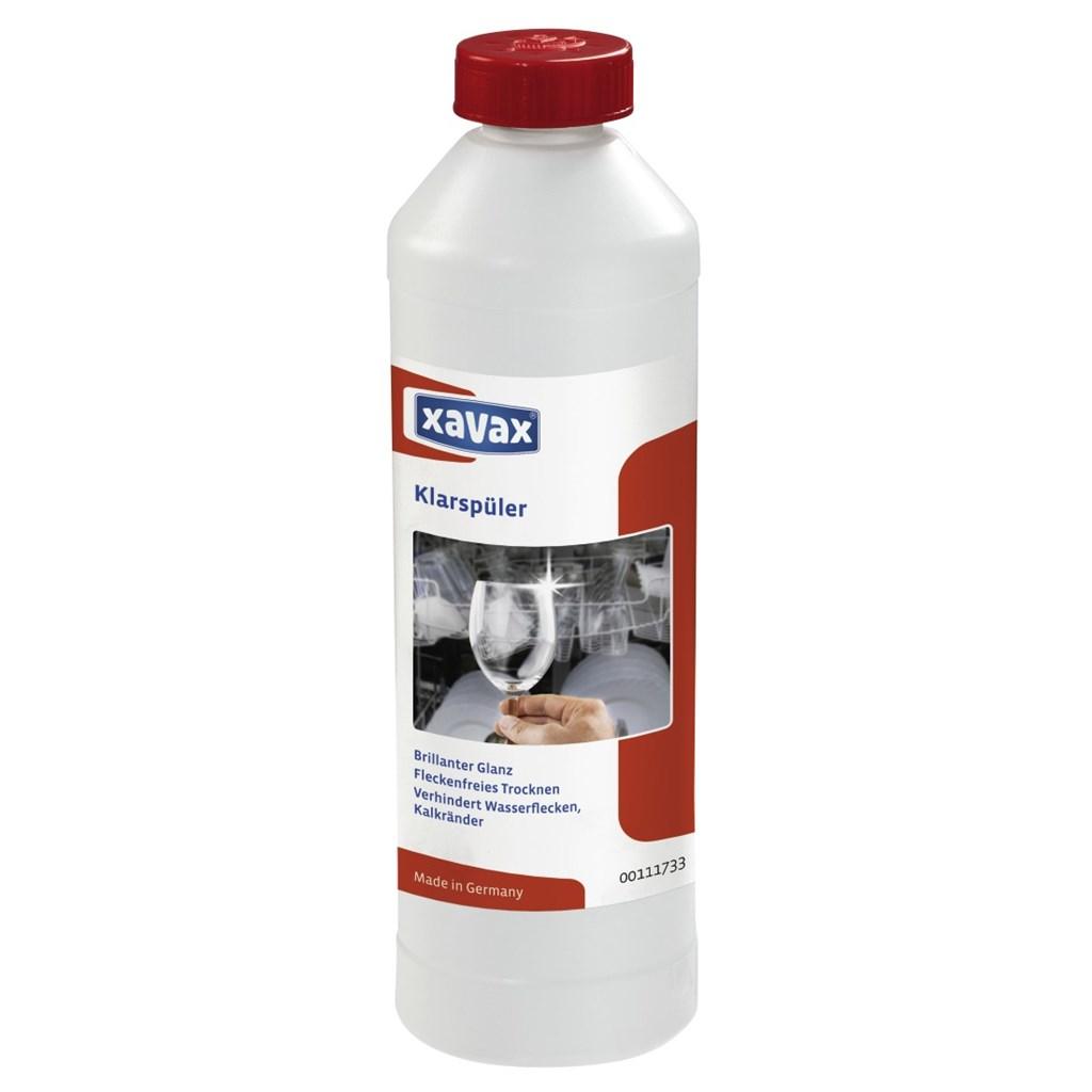 Xavax lešticí prostředek pro myčky na nádobí, 500 ml
