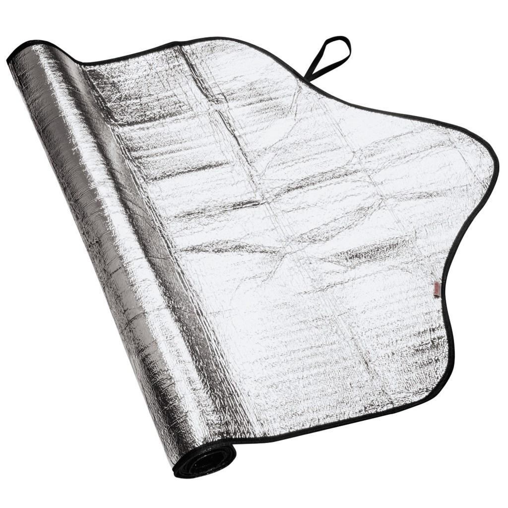 Hama Automotive Ice/Sun Shade for the Windscreen, 200 x 80 cm, silver