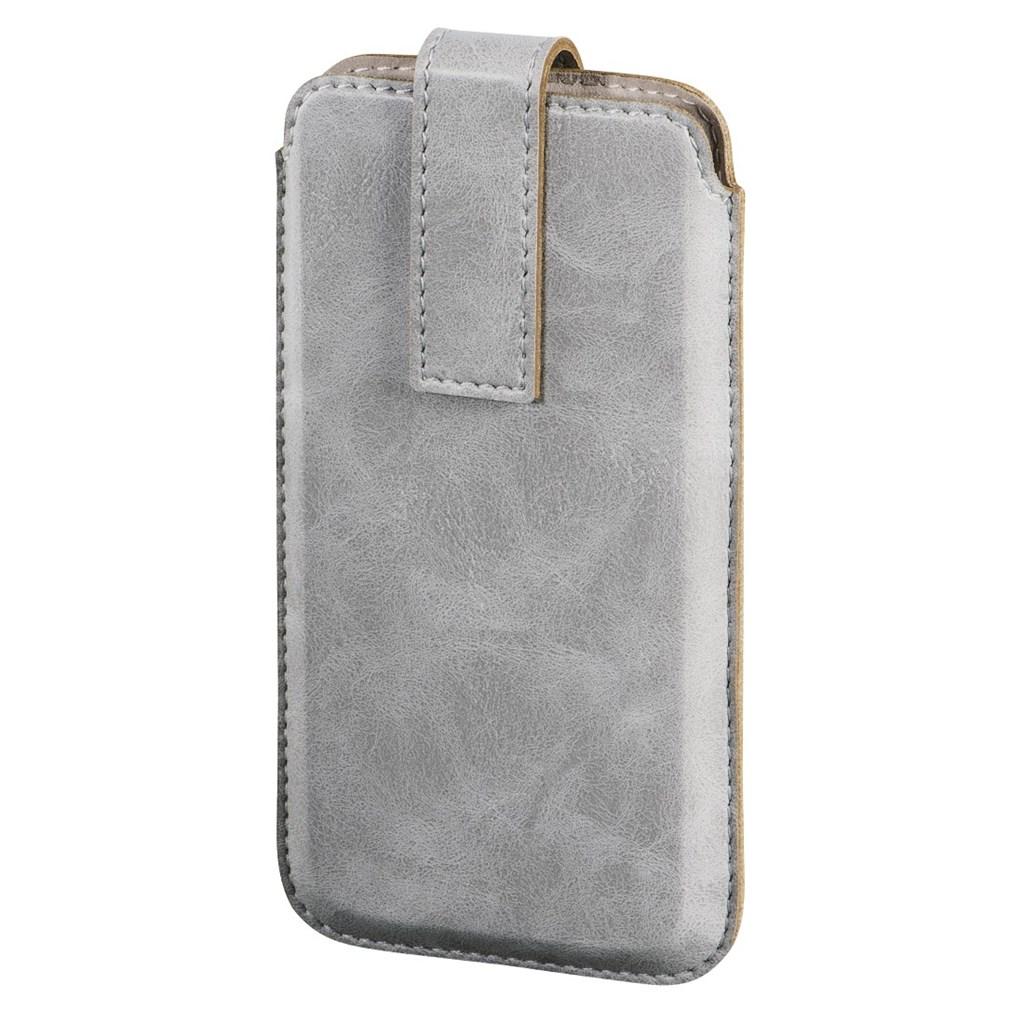 Hama Slide pouzdro na telefon, velikost L, šedé